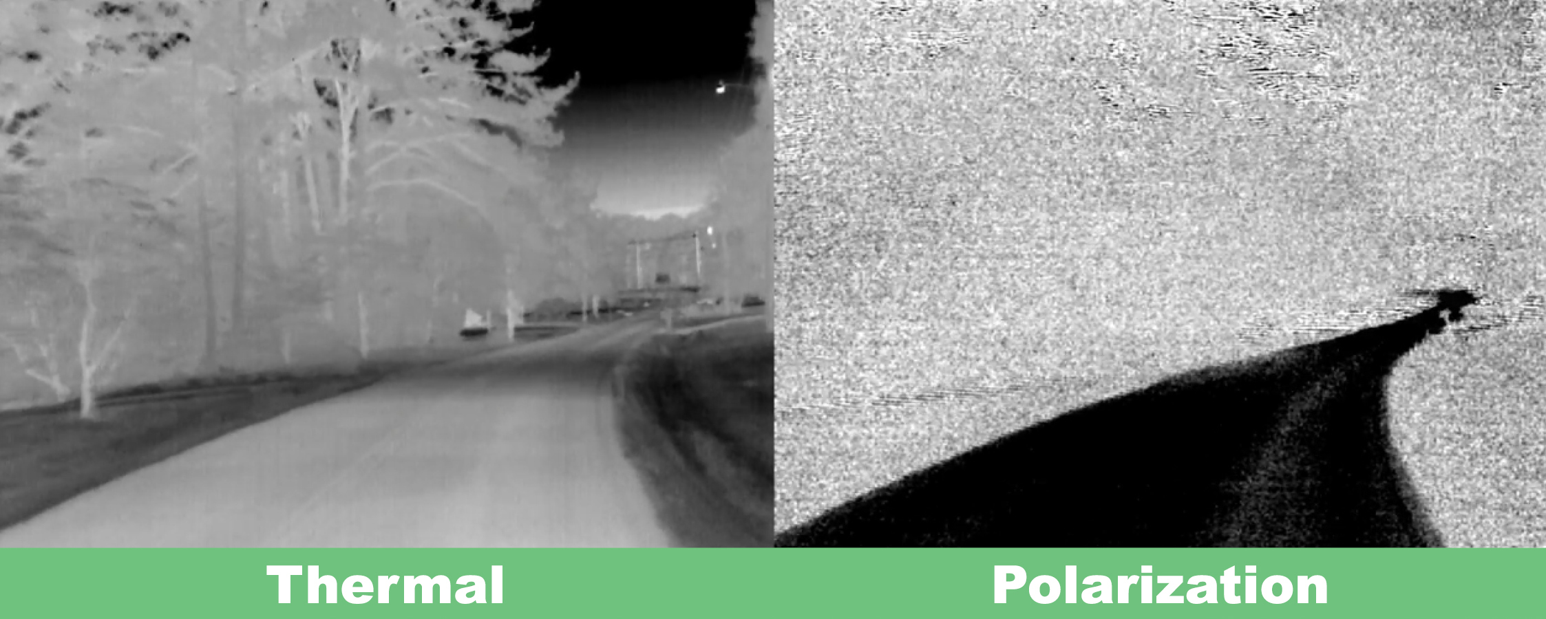 Roadway Detection